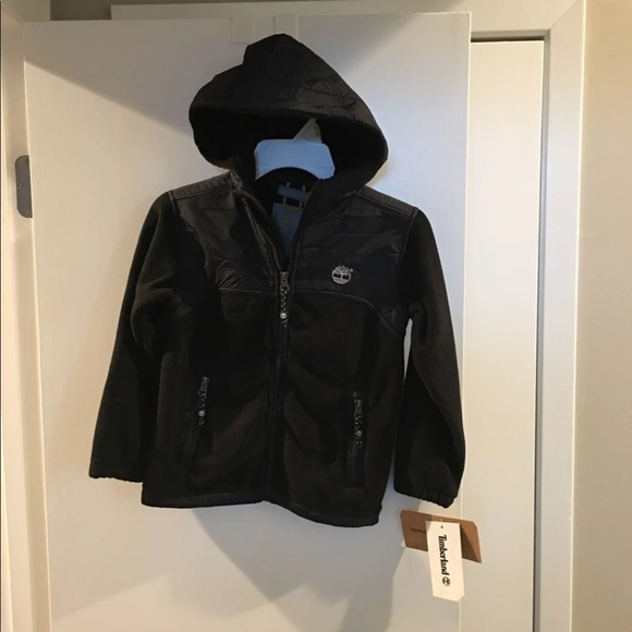 d3a69a90af Timberland Jackets & Coats | Boys Jacket With Hood Size 4 | Poshmark